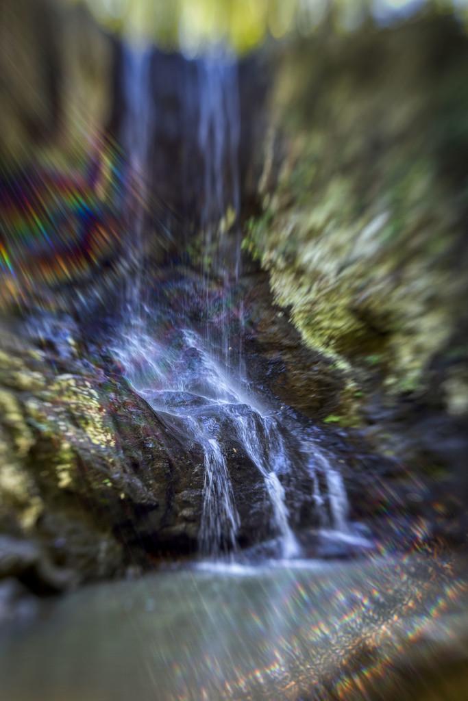 HIgh Shoals Falls by kvphoto