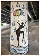 30th Sep 2020 - Raindrops Falling On My Head