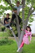 1st Oct 2020 - Hanging with the grandchildren!