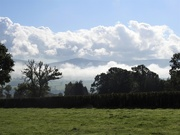 1st Oct 2020 -  Clouds and The black Mountains