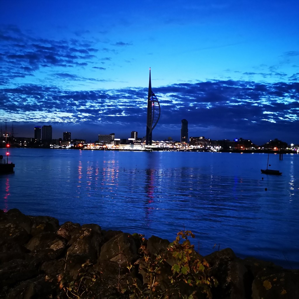 Portsmouth from across the water by bill_gk