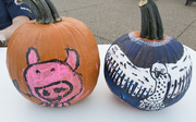 26th Sep 2020 - Pumpkin Painting