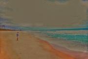 30th Sep 2020 - Blue day at the beach