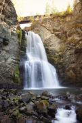 28th Sep 2020 - Beaver Creek Falls in autumn