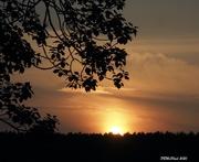 26th Sep 2020 - Sunset on Farlain Lake