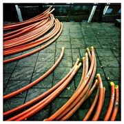 2nd Oct 2020 - Orange pipes