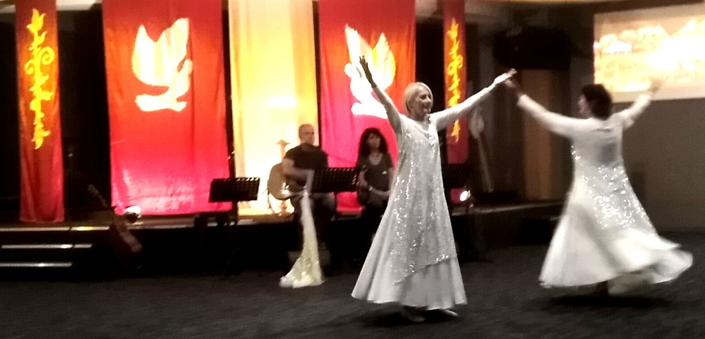Dancing at the Feast of Tabernacles last night by 777margo