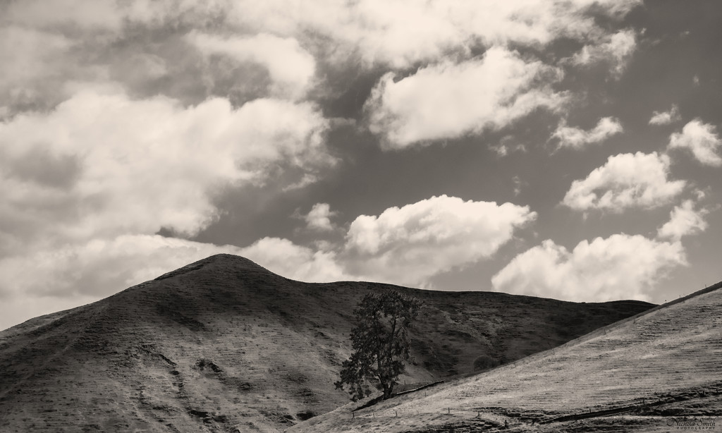 Clouds and Hills by nickspicsnz
