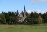 3rd Oct 2020 - Tarland Church and Golf Course