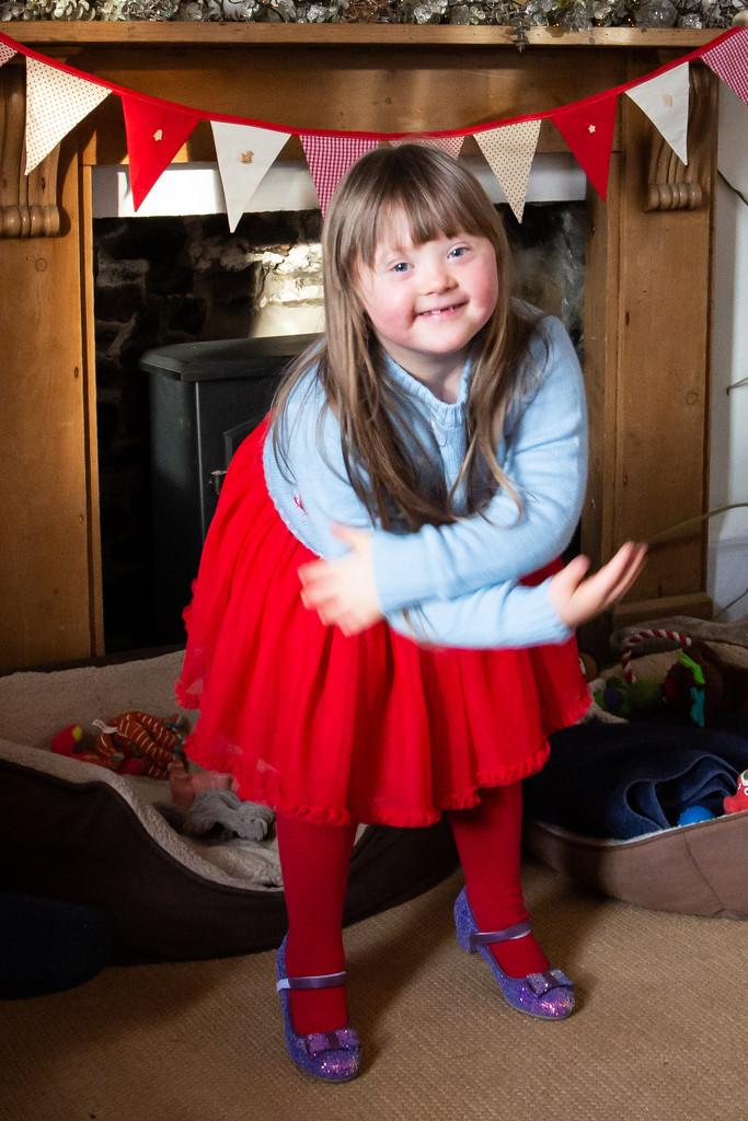 Molly dancing by pamknowler