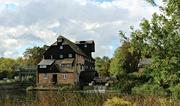 1st Oct 2020 - Houghton Mill