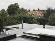 2nd Oct 2020 - Rainy roofs