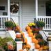 The neighbors welcome autumn by randystreat