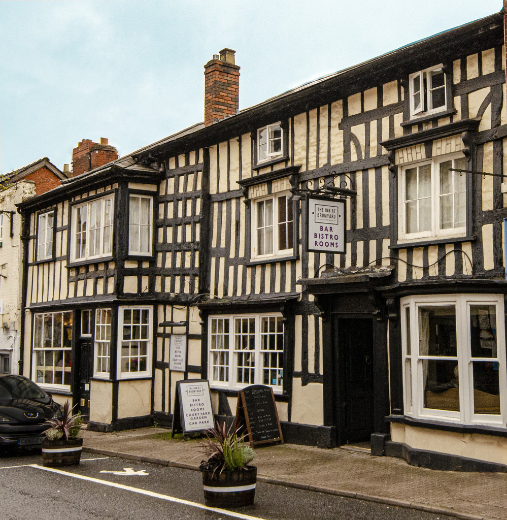 The Inn at Bromyard by clivee