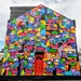 Mural by Hunto  by boxplayer
