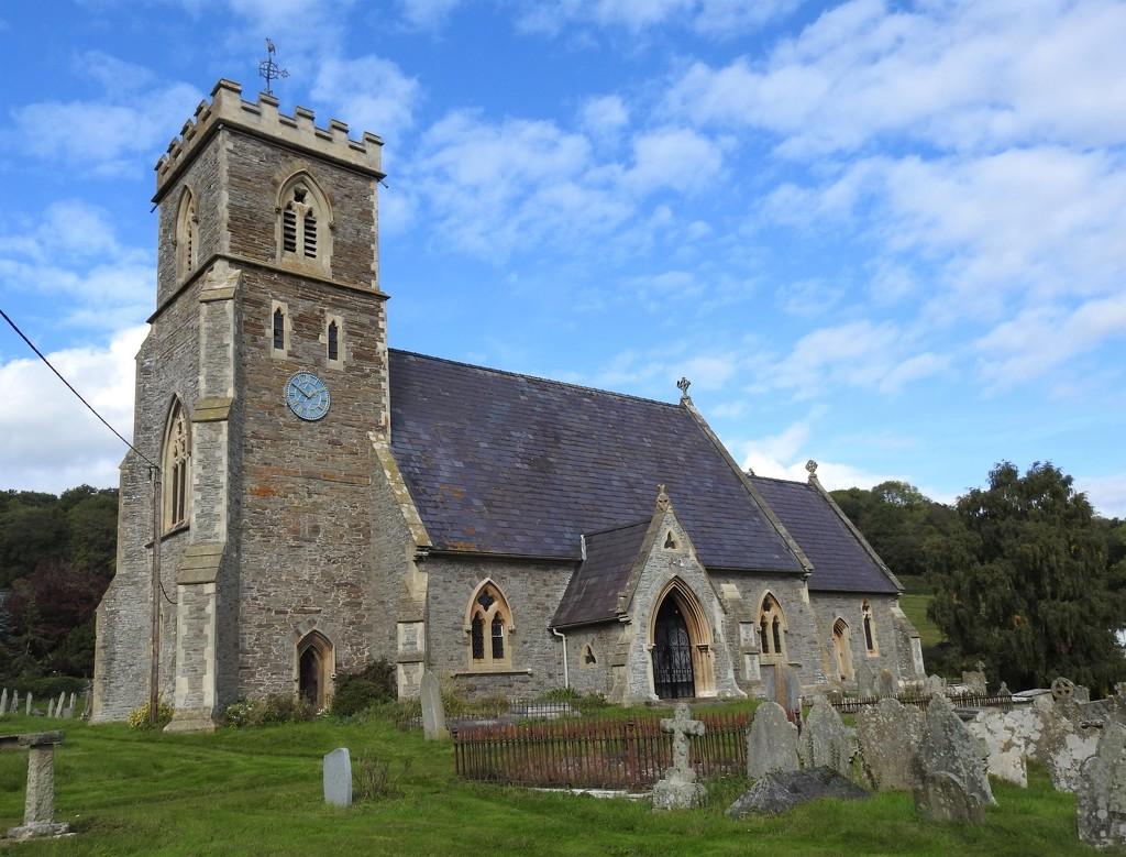 Llowes Parish Church  by susiemc