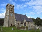 2nd Oct 2020 -  Llowes Parish Church