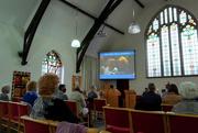 4th Oct 2020 - Social distancing church