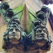 3rd Oct 2020 - Gargoyle - Sheffield Cathedral
