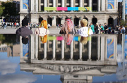 1st Oct 2020 - Nottingham Reflections