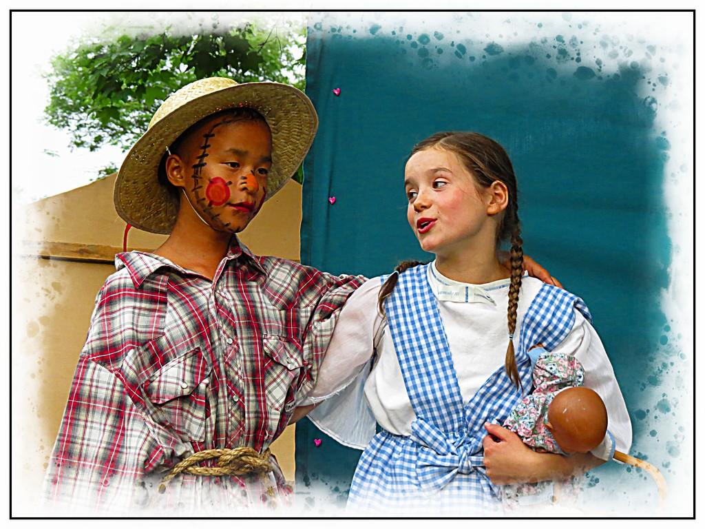 Wizard of Oz Memories by olivetreeann