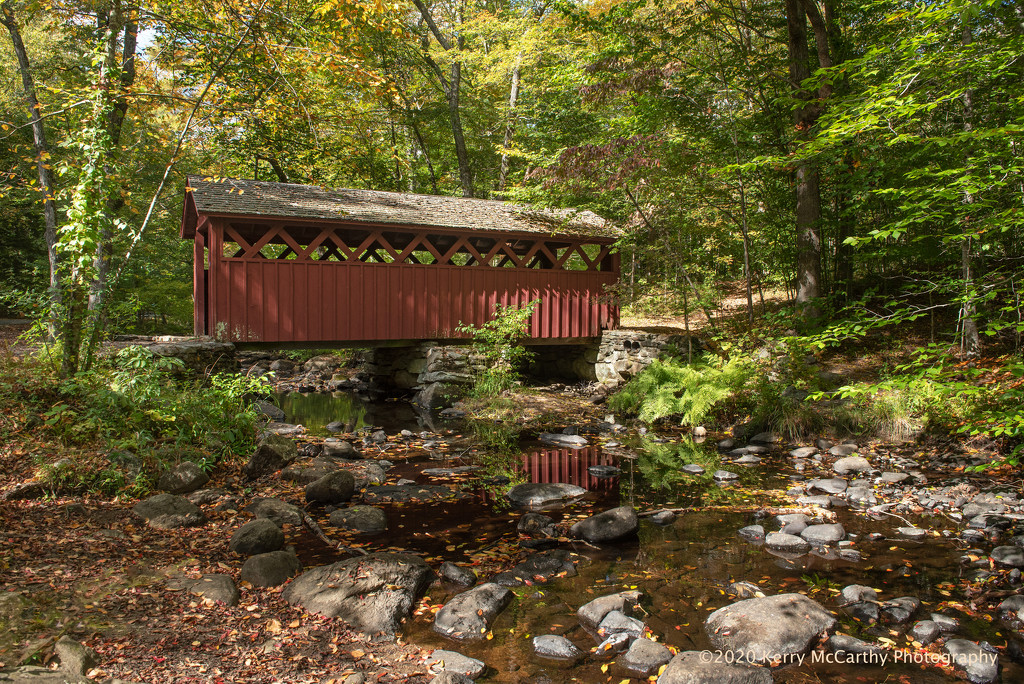 Covered bridge by mccarth1