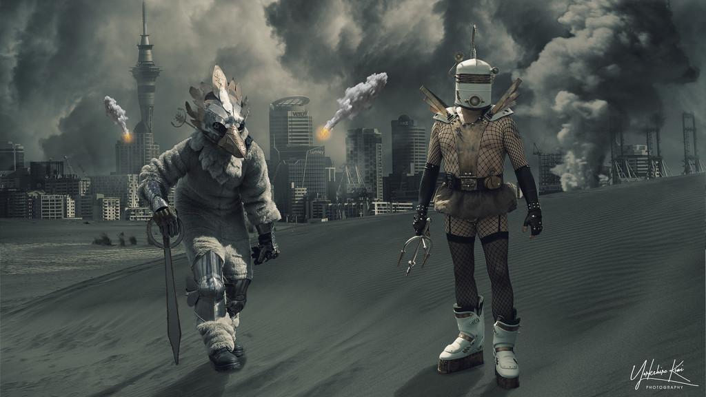 Dystopia by yorkshirekiwi