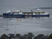 5th Oct 2020 - Port Huon Wharf
