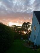 27th Sep 2020 - Glorious sunset