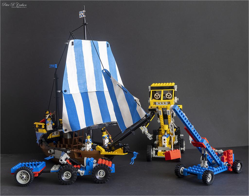 Lego Bricks by pcoulson