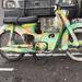 Colourful moto