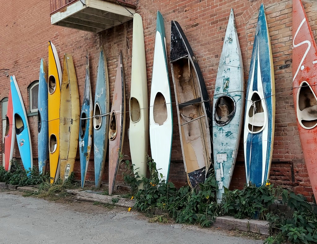 Pick a Kayak  by harbie