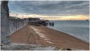 6th Oct 2020 - Portsmouth- an early morning stroll before we caught the ferry for the isle of Wight
