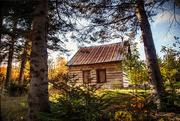 6th Oct 2020 - Laurentians Log Cabin
