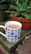 5th Oct 2020 - A cup of tea outdoors