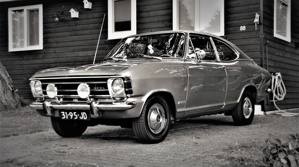 Opel Olympia by madeinnl