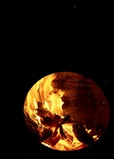 7th Oct 2020 - World on fire
