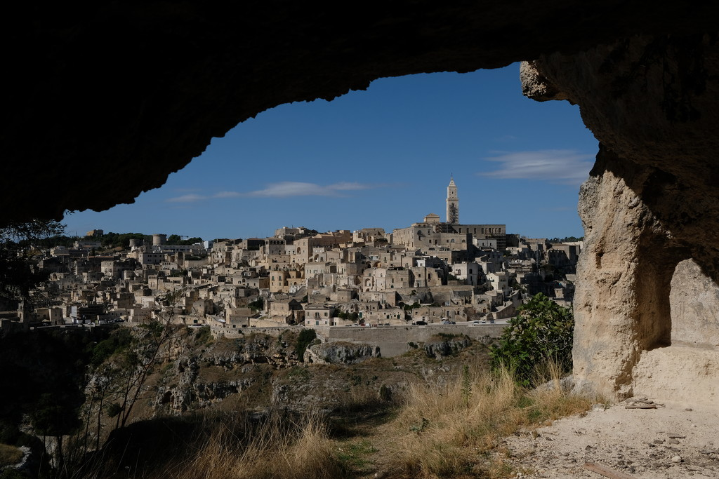 Matera  - city view by vincent24