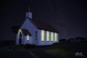 8th Oct 2020 - Awhitu Church day to night