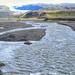 Glacial Run Off Iceland