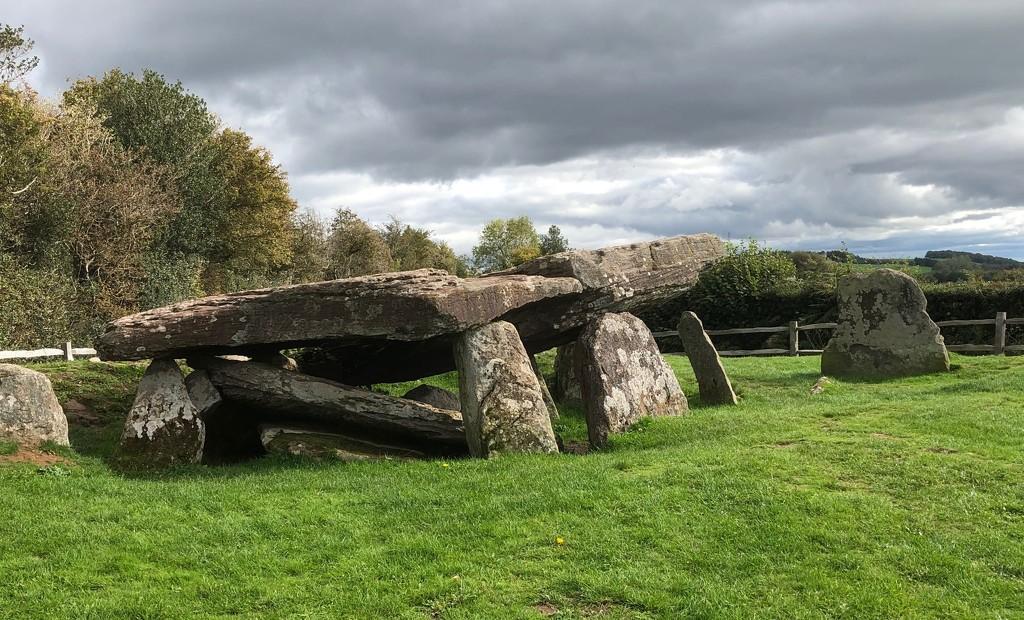 Arthur's Stone  by susiemc