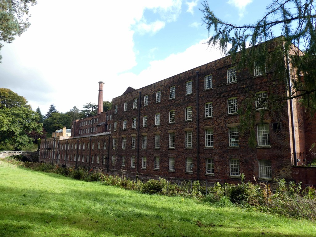 Quarry Bank Mill by cmp