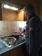 8th Oct 2020 - Cooking Tonight