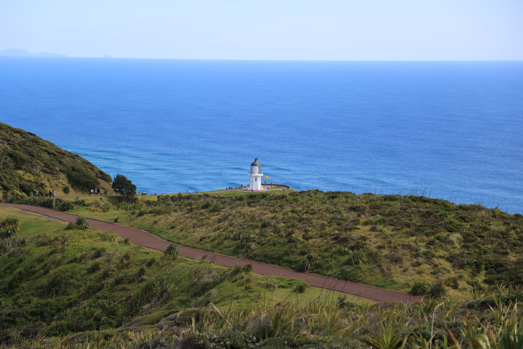 Cape reinga by rustymonkey