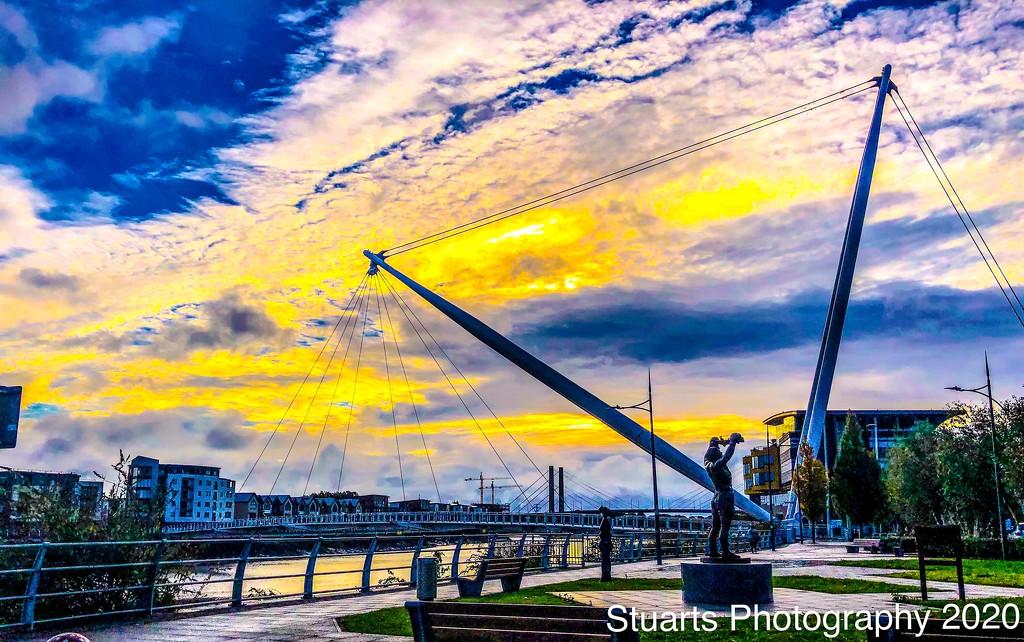 The Riverfront  by stuart46