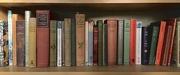 9th Oct 2020 - Bookshelf