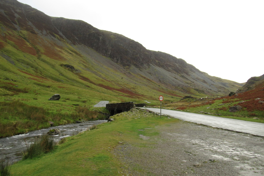 Honister Pass by anniesue