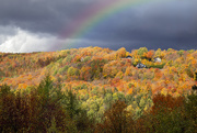 9th Oct 2020 - Laurentian Rainbow Wonders