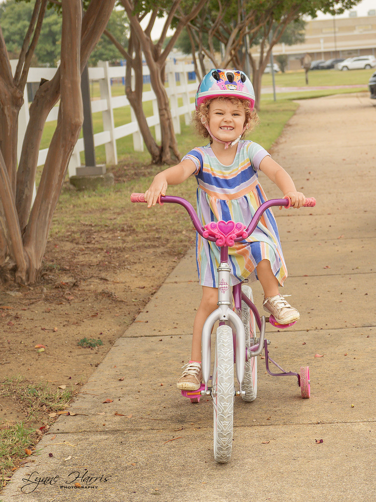 First Bike by lynne5477