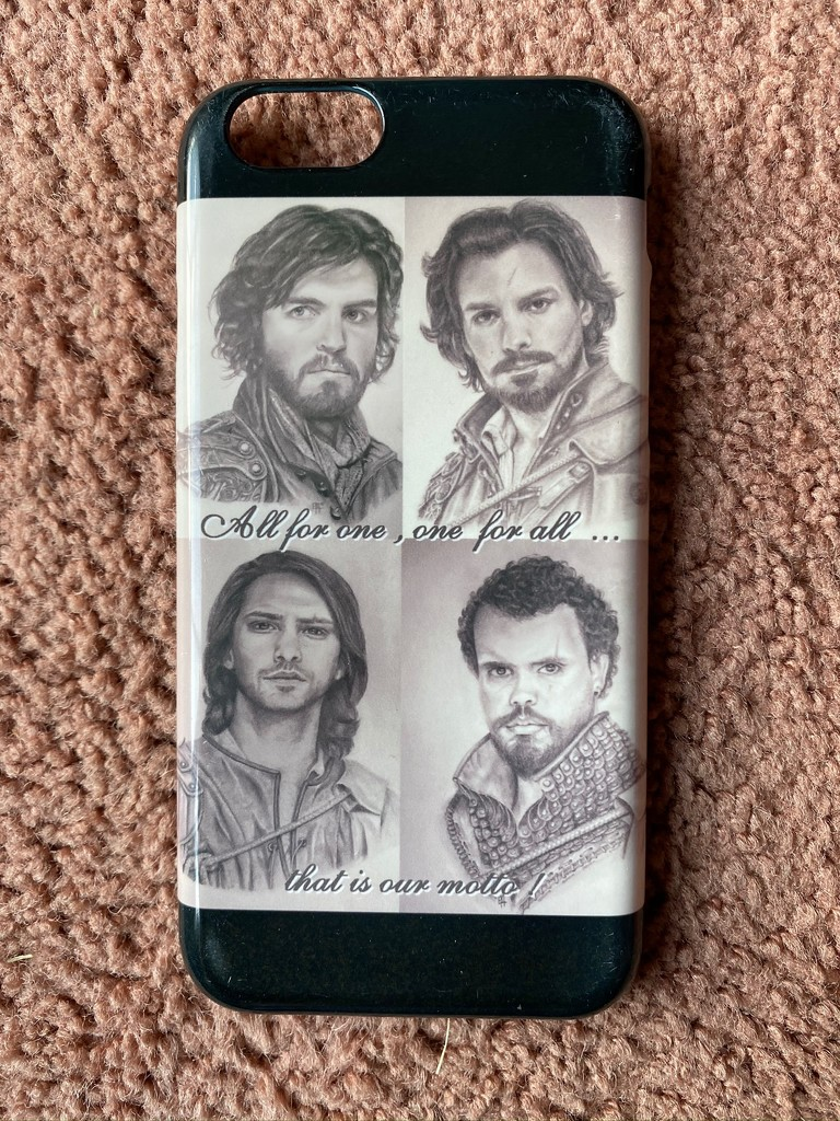 Farewell To The Musketeers by gillian1912